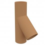 Тройник керамический для подключения потребителя 45˚ KLASSIK KLR-RRÖ / 660