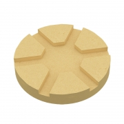 Плита керамическая, защитная для основания с отводом конденсата