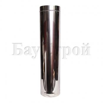 Трубы из нержавеющей стали, L 1000, S 1 мм