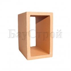 Элемент для удлинения рамки керамического тройника для осмотра и очистки