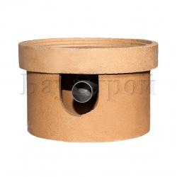 Основание керамическое с отводом конденсата