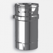 Труба компенсатор фикс 310-440 мм