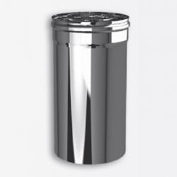 Труба коаксиальная компенсатор 330мм