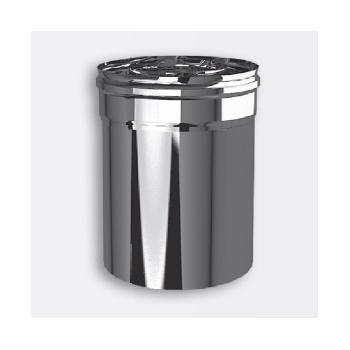 Труба коаксиальная компенсатор 250мм