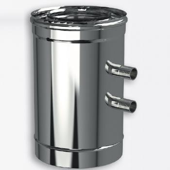 Труба коаксиальная со штуцером газоанализатора