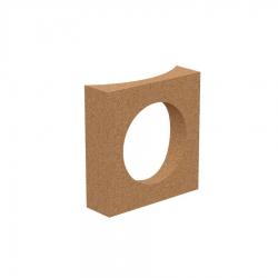 Патрубок для ревизии KOSA, пресованный (для керамической заглушки RD)