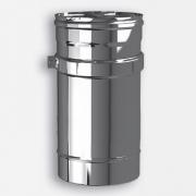 Труба компенсатор фикс 390-600 мм
