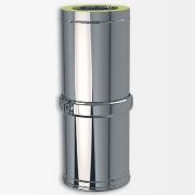 Труба-сэндвич компенсатор фикс 310 — 440 мм