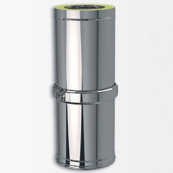 Труба-сэндвич компенсатор фикс 390 — 600 мм